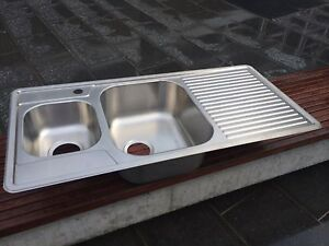 Brand NEW Kitchen double sink (outer measurement 1020mm x 480mm) Liverpool Liverpool Area Preview
