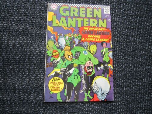 Green Lantern #45 - VF  copy