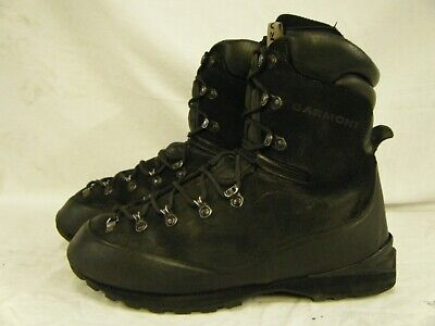 French Army Issue Garmont GoreTex Waterproof Leather Hiking Boots Size 9 / 43 (1