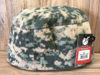ROTHCO Fleece ACU digital Camo hat christmas gift fun tactical winter survival