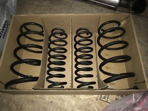 2014 5.0 Mustang front and rear OEM springs