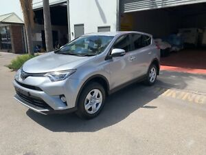 2017 TOYOTA RAV 4 GX (2WD) Gepps Cross Port Adelaide Area Preview