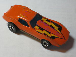 1975-Old-Vtg-Antique-Collectible-Diecast-Hot-Wheels-Corvette-Stingray-Toy-Car