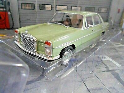 MERCEDES BENZ 220 D W115 220D Diesel Limousine grün green 1972 MCG NEU 1:18  - D 18 Grün