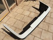 Ae86 white and black JDM Trueno front bumper  Marsfield Ryde Area Preview