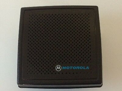 Motorola Mobile Radio Amplified Speaker