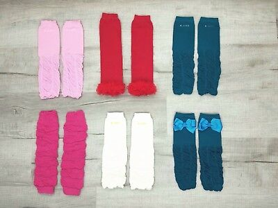 Colorful Baby Leg Warmers - 6 Options! * Solid Colors * Leg Warmers / Arm Warmers Unisex Baby & Toddler