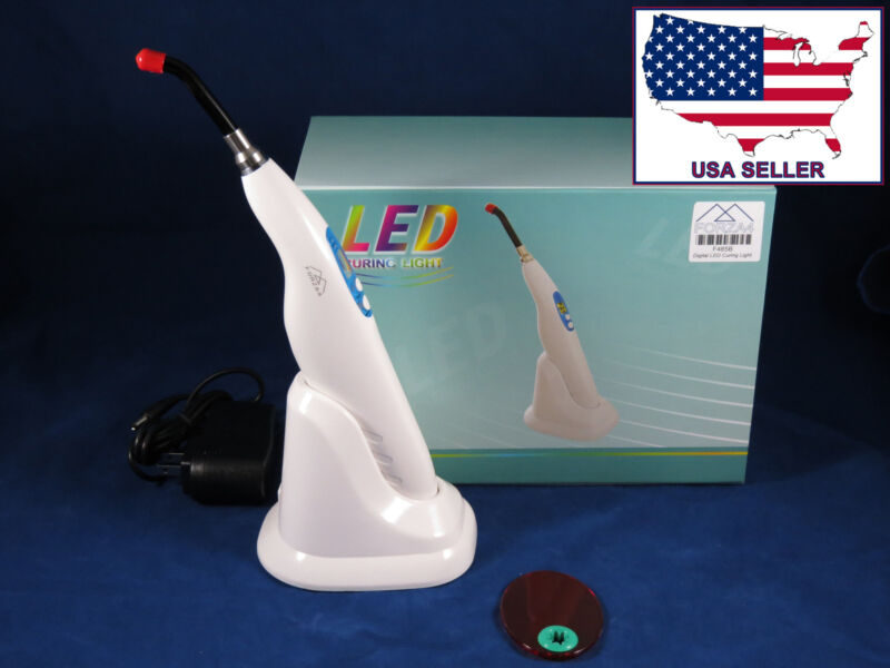 Dental LED Curing Light Wireless FORZA4