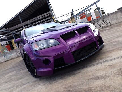 2007 Holden Commodore Ute sv6 ve 6 speed manual, w427 body kit Waterford Logan Area Preview