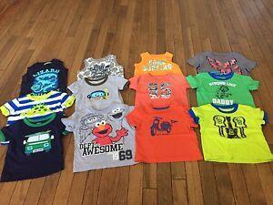 12 Month Summer Shirts