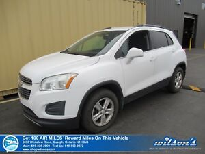2013 Chevrolet Trax LT | AWD | CRUISE CONTROL | POWER PACKAGE |