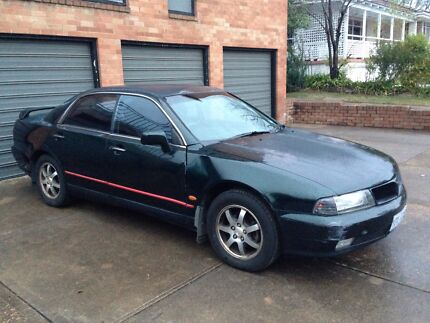 1998 Mitsubishi Magna Deakin South Canberra Preview