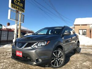 **LOW KMS/LOADED** 2018 Nissan Qashqai SL