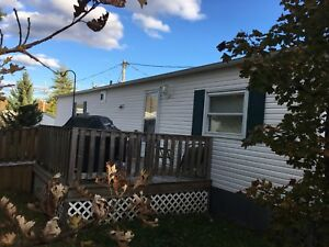 mini home for rent AVAILABLE NOV 1ST 900 PER MONTH LOT RENT INCL