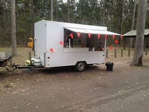 Mobile food van / coffee shop / cafe Pillar Valley Clarence Valley Preview