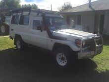 Toyota landcruiser troopcarrier Merriwa Upper Hunter Preview