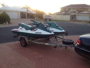 2 x sea doo jet skis Ravenswood Murray Area Preview