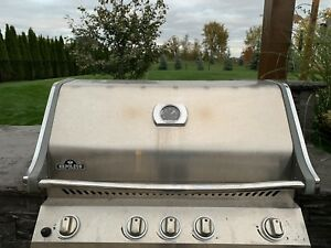 "Napoleon Built In Gas BBQ. 40"". Natural Gas"