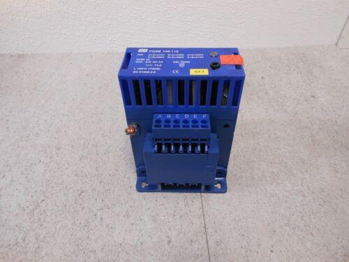 Frei Fgse 145-118, Supply Pri: 215-230-245-385-400-415VAC, Sec 24VDC, 5A Unsed