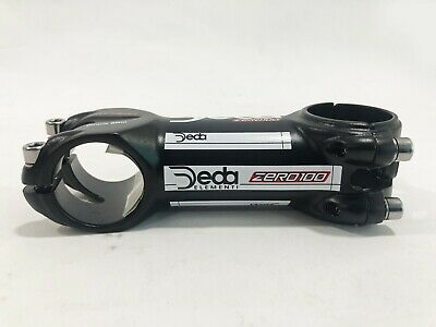 Stem Road Bike Deda 100mm Aluminium NEW BIKE