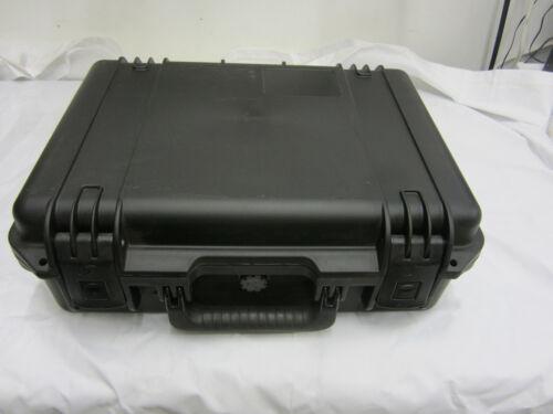 iM2300 STORM CASE - MILITARY PELICAN 1500 BLACK WATERPROOF LN