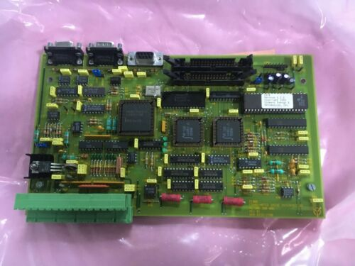 SIEMENS, A1-106-100-515, IS-03, INTERFACE CIRCUIT BOARD, PCB