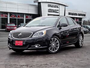 2015 Buick Verano ONE OWNER ..LOCAL TRADE..with LEATHER..SUNROOF