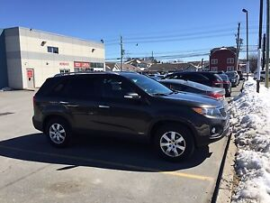 2011 kia sorento all wheel drive 190000klms 5995.00