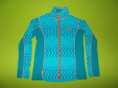 POLAR FLEECE Jersey KARI TRAA (L) PERFECT !!! Blue