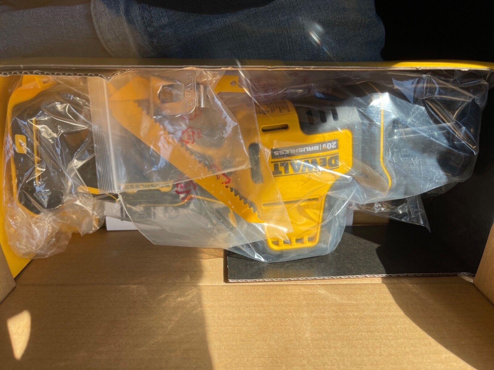 DEWALT DCS369B Atomic 20V Cordless Reciprocating Saw - $99.00