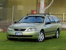 '04 Falcon Wagon, BA II, Dual Fuel, $3999, from $19 week TAP* Braybrook Maribyrnong Area Preview