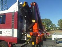 PRIME MOVER CRANE TRUCK Oakford Serpentine Area Preview