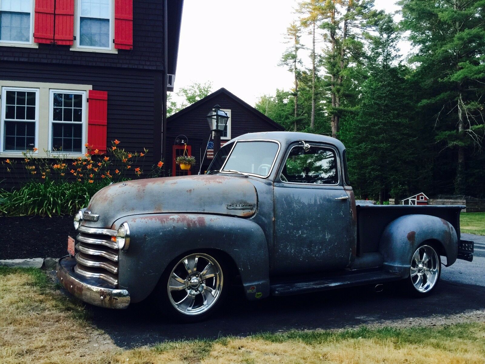 1948 Chevrolet Other Pickups  Rat Rod, Patina, V8, Muncie 4 Speed, 12 Bolt, Muscle Truck, Old School, Hot Rod