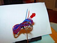 1 BLUE 8634 Super Brite Plug-In LED Viper Clifford Avital Python /& Other Alarms