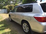 2009 Toyota Kluger altitude Wauchope Port Macquarie City Preview