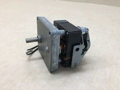 Ecm Motor 5594 Gear Reduction 120v 50rpm