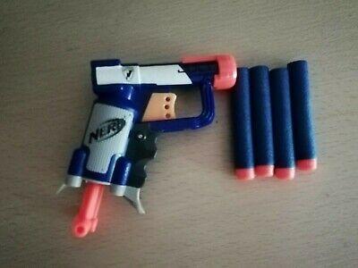 Nerf N-Strike Elite Jolt Soft Dart Gun Blaster