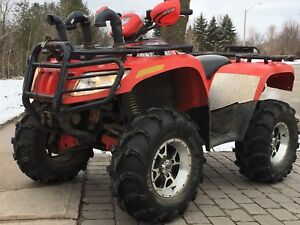 2005 arctic cat 650 atv