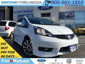2013 Honda Fit Sport (M5) | GREAT ON FUEL | | ALLOY RIMS |