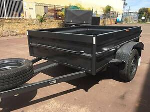 7X5 HI SIDE HEAVY DUTY 1Y PRIV REGO 1Y WARRANTY $1050 ON ROAD Minchinbury Blacktown Area Preview