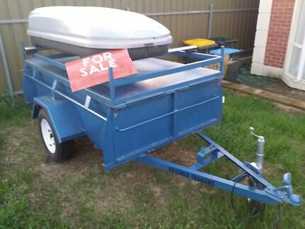 KESSNER TRAILER Panorama Mitcham Area Preview