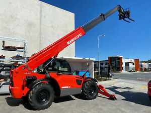 Manitou MT-X 1440 Manitou Telehandler MT-X 1440 Telescopic Handler Luscombe Gold Coast North Preview