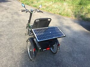 Electric Recumbent Trike for Sale