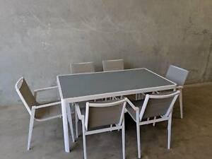 Bahamas 7 pce Dining Setting Loganholme Logan Area Preview