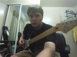 Guitarist 80s hard rock metal form band Sunnybank Brisbane South West Preview