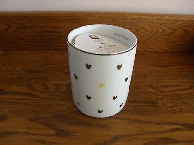 Williams Sonoma Love is Love Candle-Valentines Day,Bridal Shower,Wedding-New