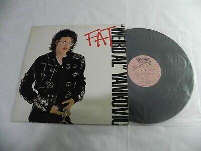 Weird Al Yankovic - Fat Rare Korea LP
