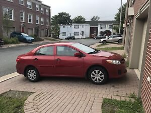 For Sale: 2013 Toyota Corolla