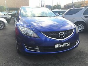 2008  Mazda6 Sedan automatic 2.5L 4cyl Liverpool Liverpool Area Preview