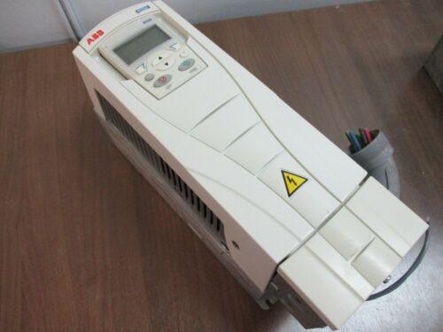ABB, ACH550 AC Drive, part #: ACH550-UH-017A-2, 5HP, used